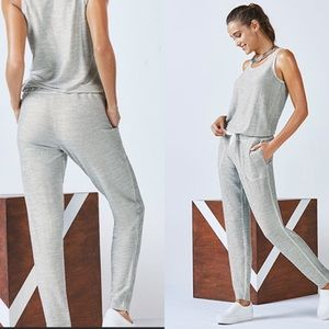 Fabletics Caroline French Terry Jumpsuit